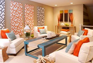Cool decorating ideas for large living room wall 71