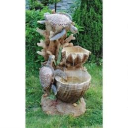 Cool ideas for garden fountains design you should try 11