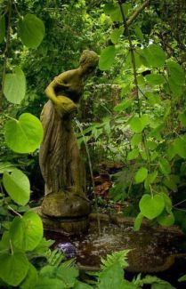 Cool ideas for garden fountains design you should try 37