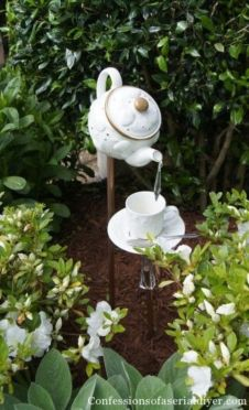 Cool ideas for garden fountains design you should try 38