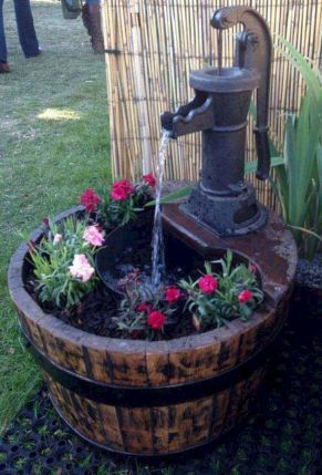 Cool ideas for garden fountains design you should try 49