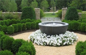 Cool ideas for garden fountains design you should try 52