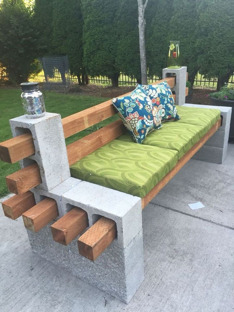 Creative front porch garden design ideas 01