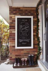 Creative front porch garden design ideas 56