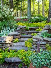 Creative garden design ideas for slopes 19