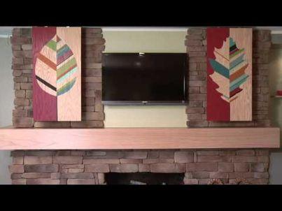 Creative ideas hiding a tv in the living room 14