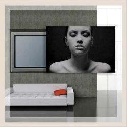 Creative ideas hiding a tv in the living room 20