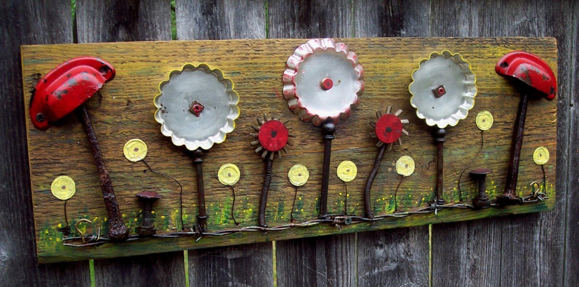 Cute and cool garden art for kids design ideas 34