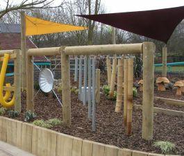 Cute and simple school garden design ideas 08