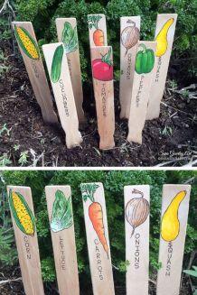Cute and simple school garden design ideas 25