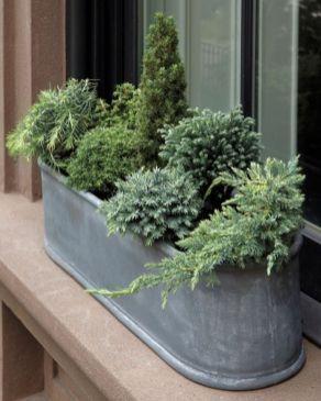 Cute and simple tiny patio garden ideas 09