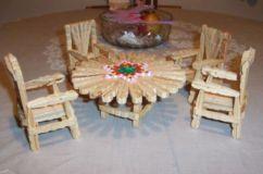 Diy barbie doll furniture 04