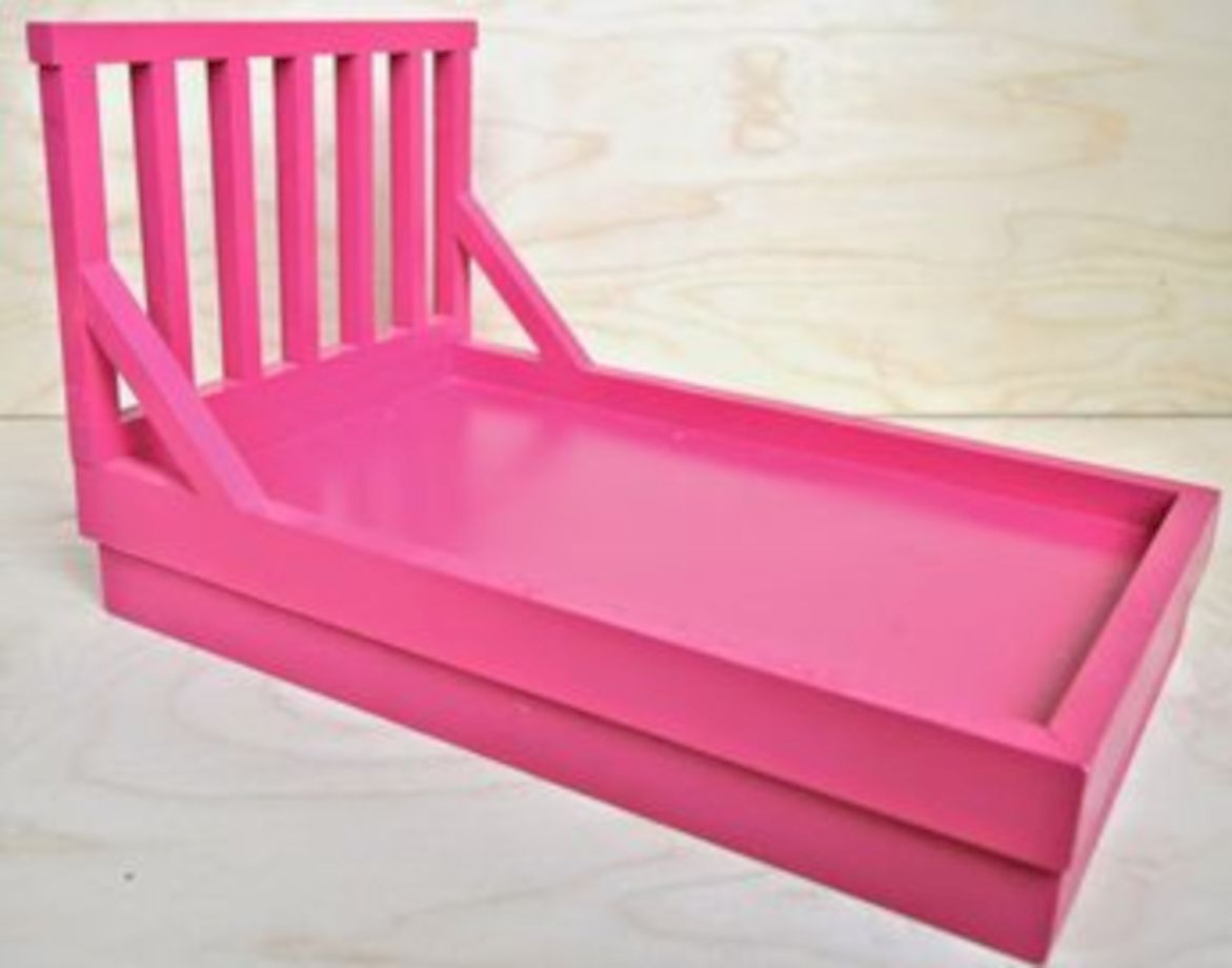 Diy barbie doll furniture 21