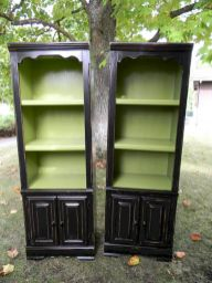 Dark green living room furniture 03