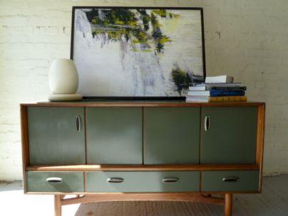 Dark green living room furniture 05
