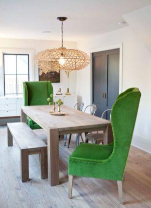 Dark green living room furniture 10