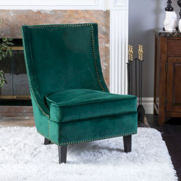 Dark green living room furniture 20