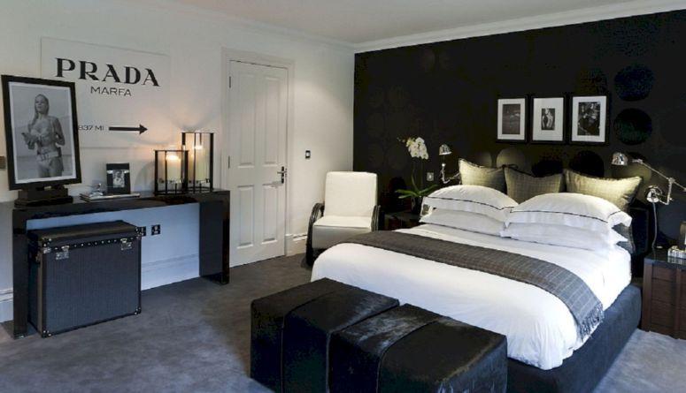 Design for men's apartment 28