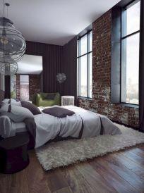 Design for men's apartment 36
