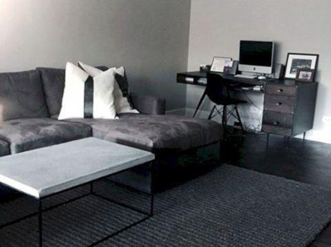 Design for men's apartment 37