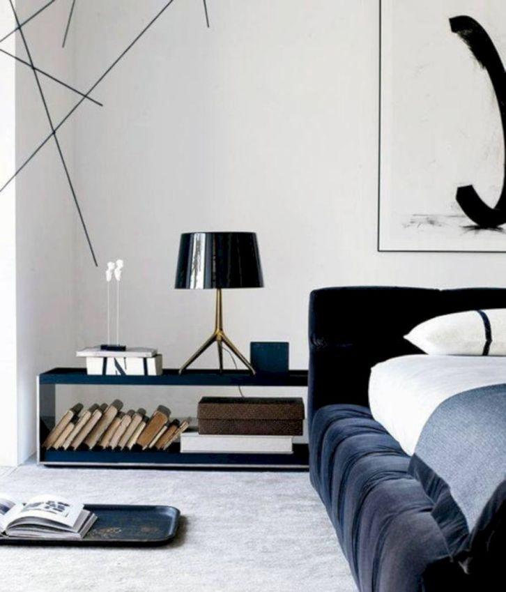 Design for men's apartment 52