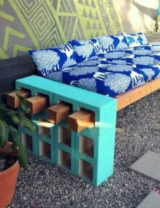 Diy outdoor patio furniture 15