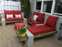 Diy outdoor patio furniture 32