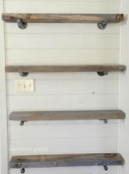 Easy and affordable diy wood closet shelves ideas 39