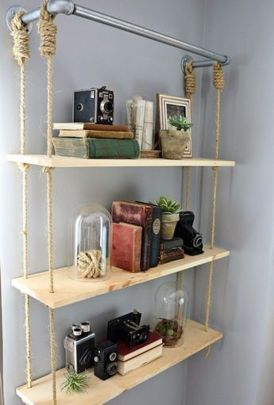 Easy and affordable diy wood closet shelves ideas 51