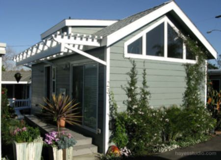 Exterior paint color ideas for mobile homes 01