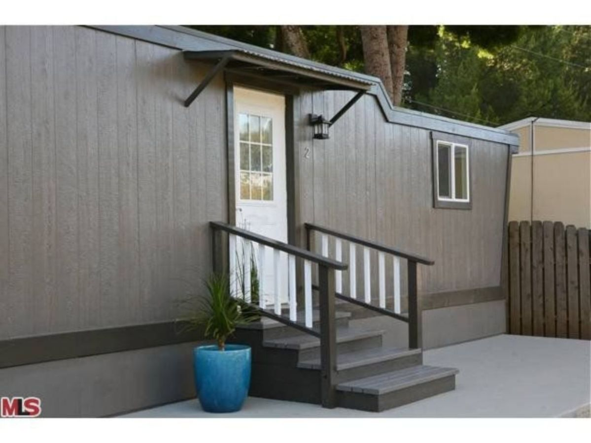 Exterior paint color ideas for mobile homes 17