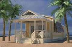 Exterior paint color ideas for mobile homes 20
