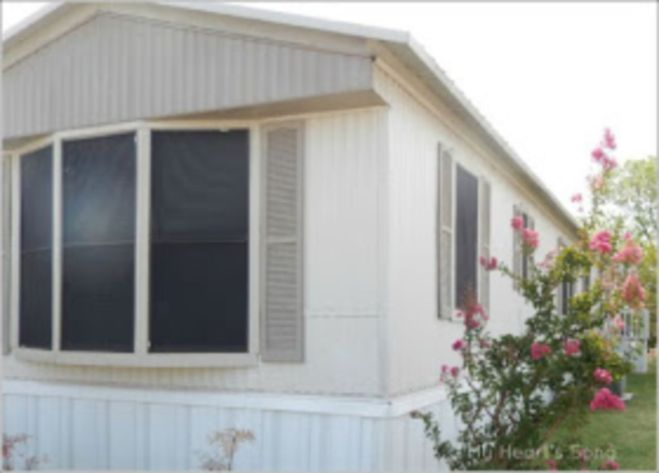 Exterior paint color ideas for mobile homes 33
