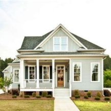 Exterior paint color ideas with red brick 08