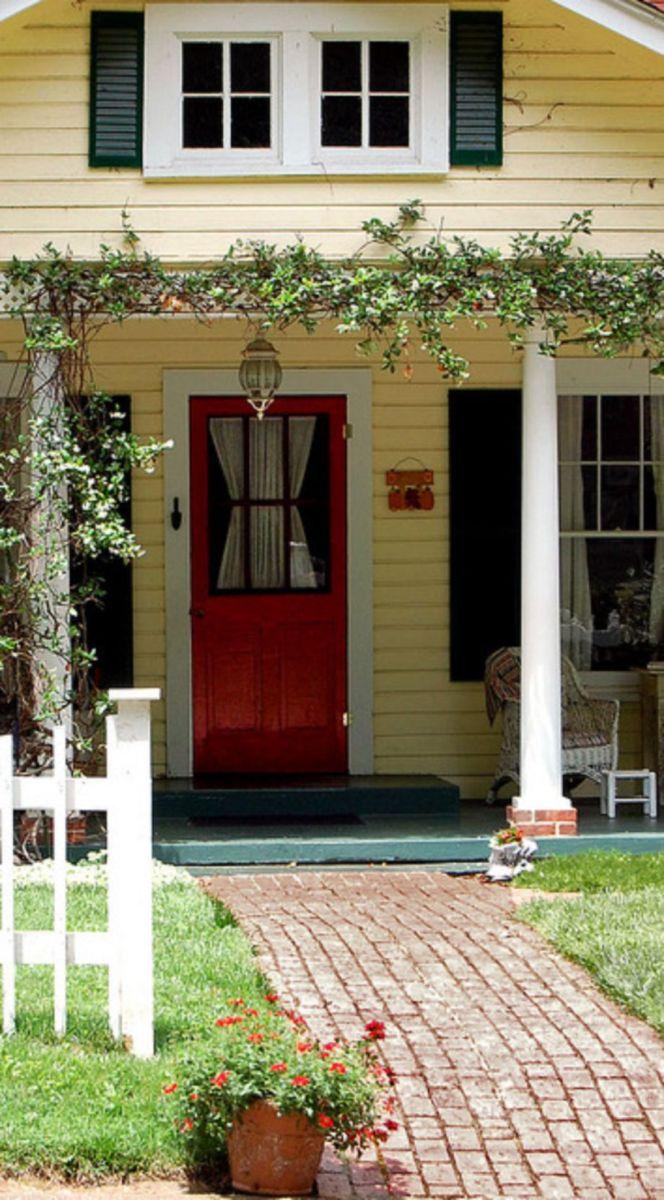 Exterior paint schemes for bungalows 11