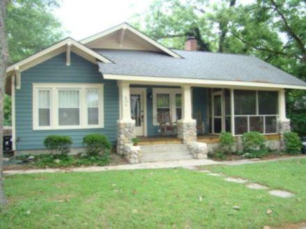 Exterior paint schemes for bungalows 34
