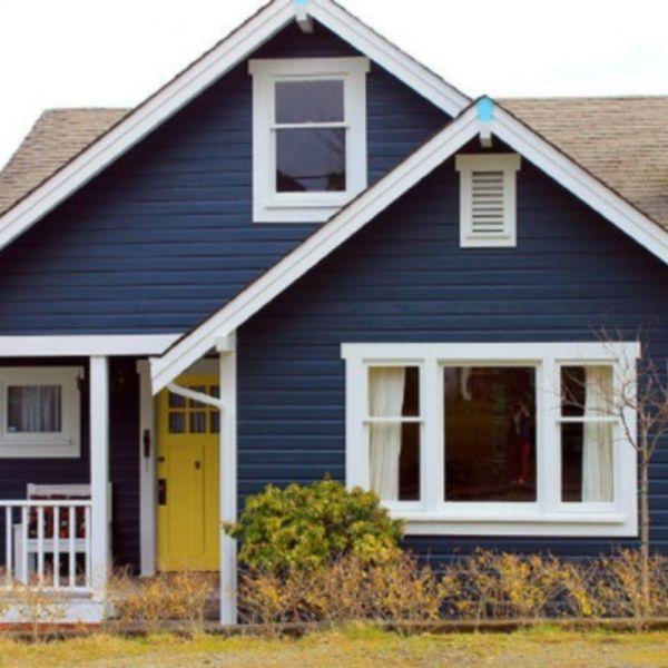 40 Exterior Paint Schemes For Bungalows