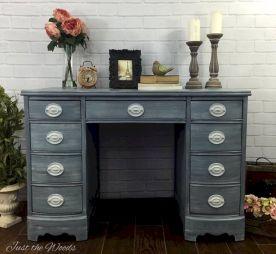 Gray shabby chic furniture 15