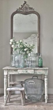 Gray shabby chic furniture 21