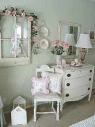 Gray shabby chic furniture 39