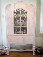 Gray shabby chic furniture 40