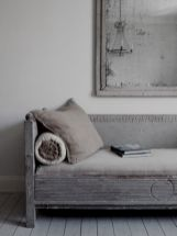 Gray shabby chic furniture 45
