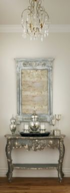 Gray shabby chic furniture 47