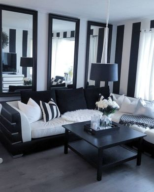Incredible teal and silver living room design ideas 02