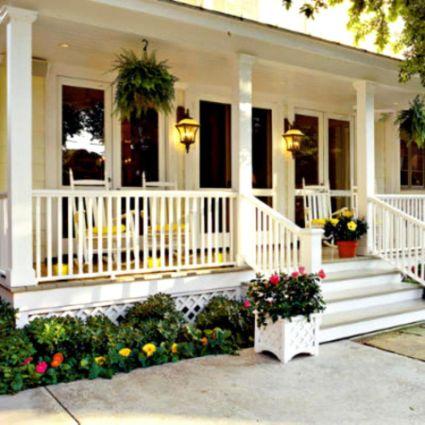 Inspiring small front garden ideas on a budget 06