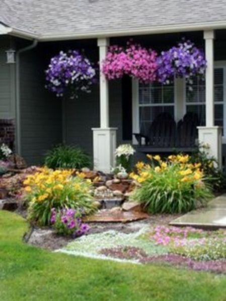 Inspiring small front garden ideas on a budget 10