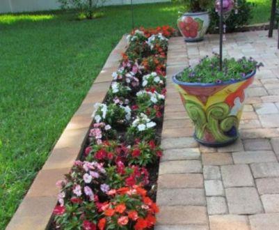 Inspiring small front garden ideas on a budget 19