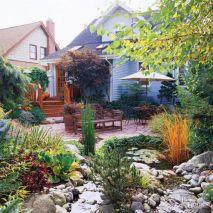 Inspiring small front garden ideas on a budget 21