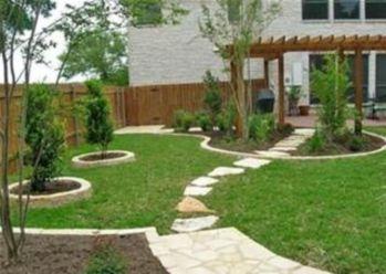 Inspiring small front garden ideas on a budget 24