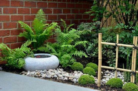 66 Inspiring Small Japanese Garden Design Ideas - Round Decor